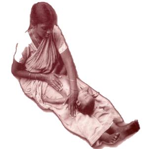Shantala massage